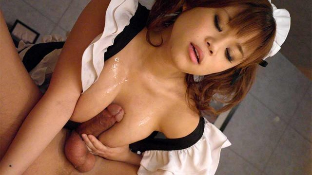 Nene Azami is a maid who satisfies all the fantasies of her boss